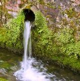 водоотводная труба стоковая фотография rf