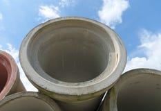 Водоотводные трубы Стоковое фото RF