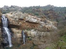 Водопады горы Стоковые Изображения RF