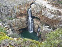 Водопады горы Стоковое Изображение RF