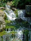 водопады крупного плана Стоковое Изображение RF