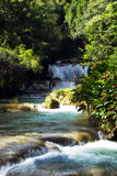 водопады ямайки стоковые фото
