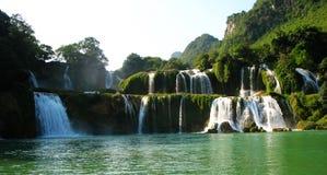 водопады Стоковые Изображения RF