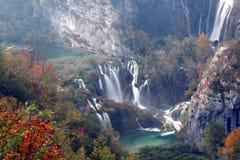 водопады Стоковые Изображения