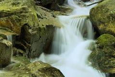 водопады karpacz Стоковое фото RF