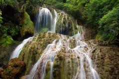 водопады krushuna s Стоковое Изображение
