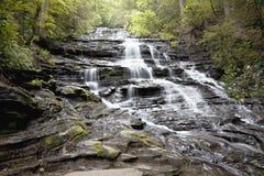 водопады minnehaha Georgia Стоковые Изображения RF