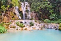 водопады si kuang Стоковое фото RF