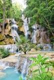водопады si kuang Стоковые Фото