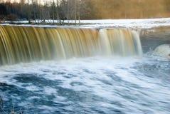 водопады v Стоковое Изображение
