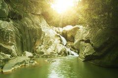 водопад бассеина Стоковые Изображения RF
