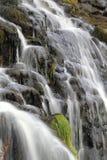 Водопад вуали невест, остров skye Стоковая Фотография