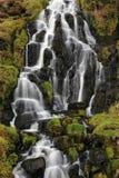 Водопад вуали невест, остров skye Стоковое Изображение