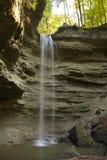 Водопад в Баварии Стоковые Фотографии RF