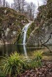 Водопад в Болгарии Стоковые Изображения RF