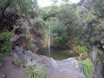 Водопад в Касе Bamba, rdoba ³ CÃ, Аргентине Стоковое Изображение