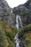 Водопад в Юте стоковые изображения