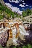 Водопад Ганга Стоковое фото RF