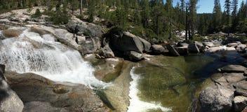 Водопад глуши стоковое фото rf