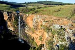 водопад горы ландшафта Стоковое фото RF