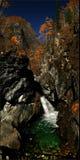 водопад гор Стоковое Фото