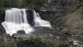 водопад движения Стоковая Фотография RF