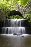 водопад Девона Стоковое Изображение