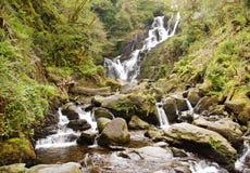 водопад Ирландии Стоковое Фото