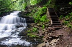водопад лестниц Стоковые Фото