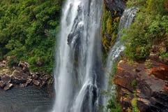 Водопад Лиссабона, Южно-Африканская РеспублЍ Стоковое Фото