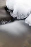 водопад льда стоковое фото rf