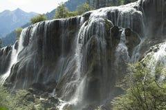 Водопад мелководья жемчуга стоковое фото rf