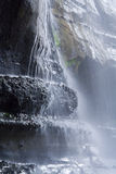 водопад мистика пляжа Стоковая Фотография RF