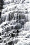 водопад области озер перста Стоковые Изображения RF