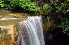 водопад огурца Стоковое фото RF