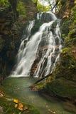 водопад осени Стоковая Фотография