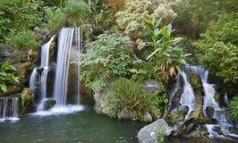 водопад панорамы Стоковое Изображение RF