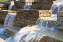 водопад парка Стоковое Изображение