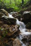 водопад промоины huanggong Стоковая Фотография RF