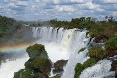 водопад радуги Стоковые Фотографии RF