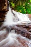 водопад рая Стоковая Фотография