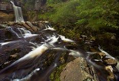Водопад усилия Thornton Стоковое Фото