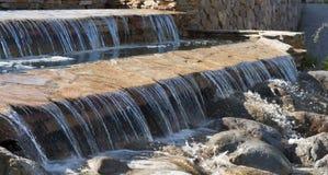 водопад утеса Стоковое фото RF