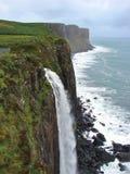 водопад утеса kilt Стоковая Фотография RF