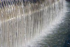 водопад фонтана стоковое фото