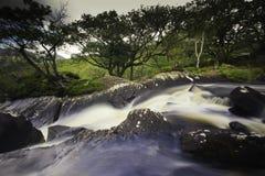 водопад 02 Стоковое Фото