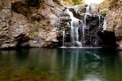 водопад Стоковое Фото