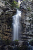 водопад 2 доломитов Стоковое Фото