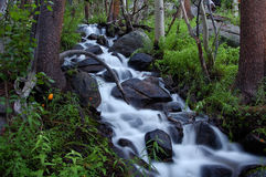 водопад 2 нерезкостей Стоковые Фото