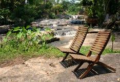водопад 2 Стоковые Изображения RF
